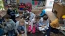 Dinozaury wśród książek - 6-latki z Krainy Bajek