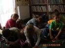 Dzień Głośnego Czytania w Brzeziu 2012
