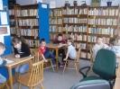 Dzień książki w Kąkowej Woli 2012