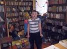 Pierwszaki z Wieńca w bibliotece