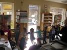 Przedszkolaki w bibliotece Krasnoludki 2014