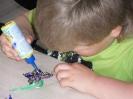 Witrażowe motyle - kreatywne warsztaty