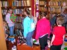 Wycieczka do biblioteki w Wieńcu
