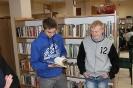 Czytamy Herberta - uczniowie ZSCKR