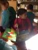 Przedszkolaki w bibliotece - Krasnoludki 2014