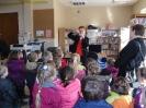 Przedszkolaki w bibliotece Jagódki 2014