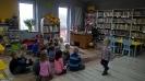 Przedszkolaki z Guźlina w brzeskiej bibliotece